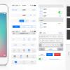 iOS7用のモックアップ・アイコン制作用psd素材など一覧
